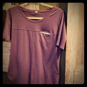 SALE!! Lululemon symmetrical Tshirt